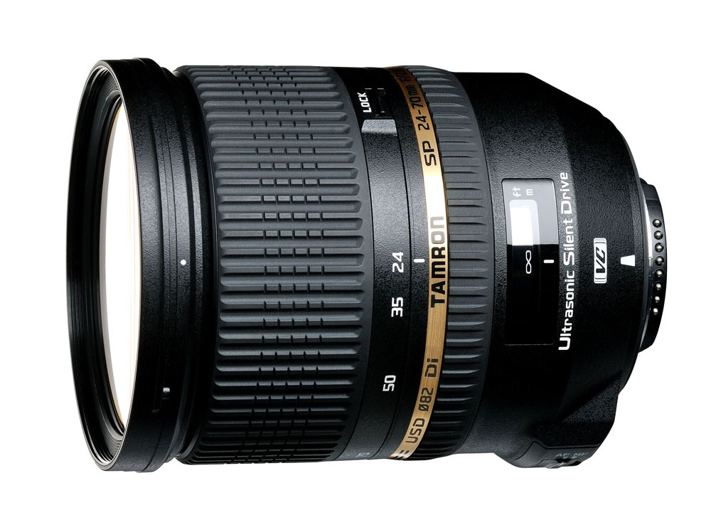 SP 24-70mm F/2.8 Di VC USD